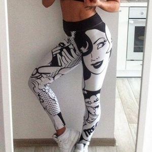 💥I Love Squats Fashion Leggings